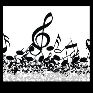 i fall in love with music